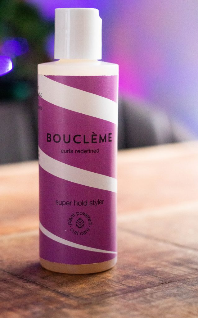 boucleme super hold gel