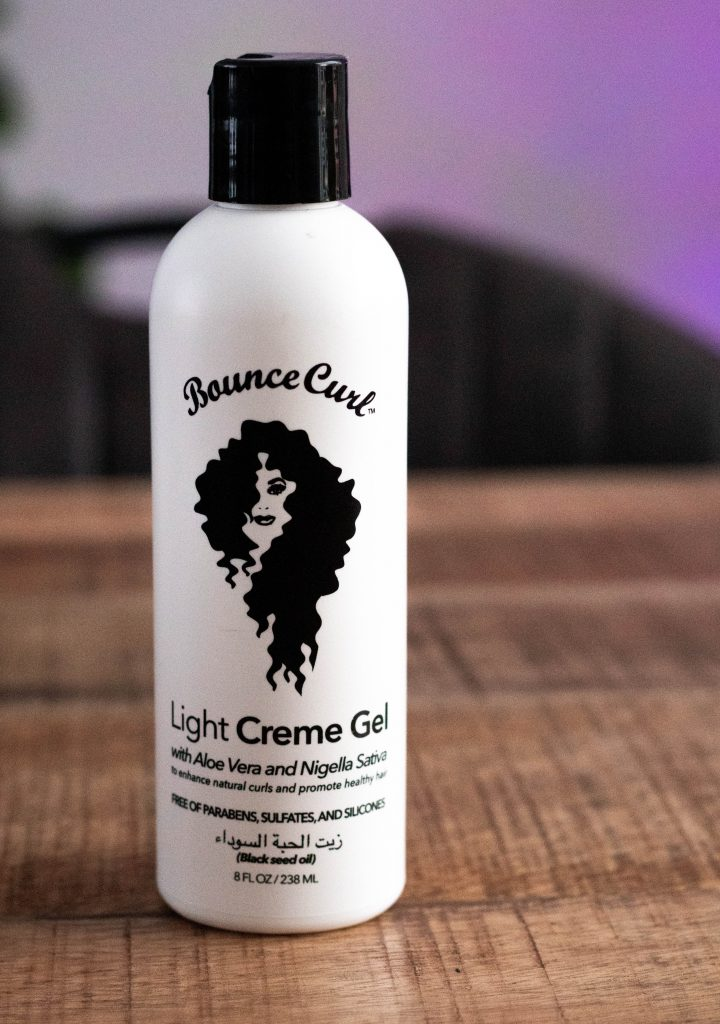 review bounce curl light creme