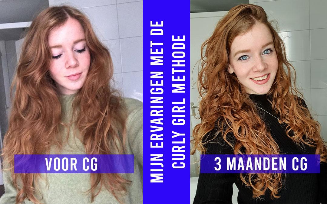 3 maanden CG: mijn ervaringen met de curly girl methode