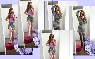 Van winter tot zomer: verschillende outfits met één vrouwen pak