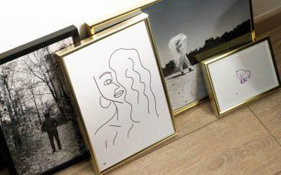 DIY: maak je eigen persoonlijke gallery wall