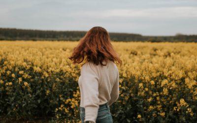 Story: de Flowerfield fotoshoot met Margo