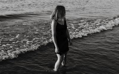 Golden Hour Shoot: portretfotografie in het water met Puk