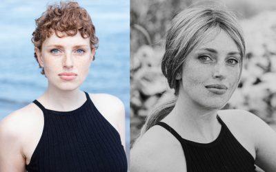 Story: Een portretshoot op het strandje met Annemieke